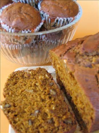 Pumpkin Oat Bread | Recipe | Oatmeal bread, Pumpkins and Bread recipes