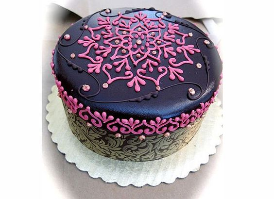 Mehndi Cake Download : Pinterest u2022 the world's catalog of ideas