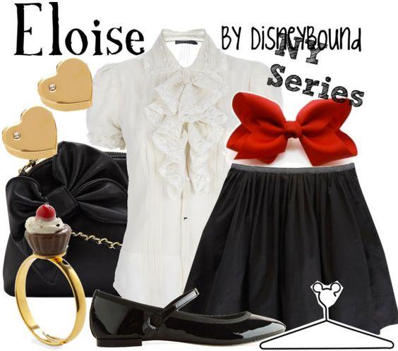 Eloise by DisneyBound