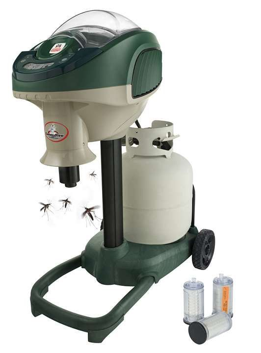 Enjoy your outdoor parties pest-free with the Mosquito Magnet ® Executive Insect Trap; a cord and odorless silent solution to your pest problems.