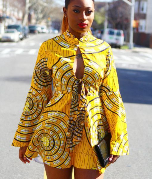 If you are dressing to make an impression, our latest Ankara collection beautifully executed the trends of the season with impeccable personality. The stunning styles are not only eye-catching but…