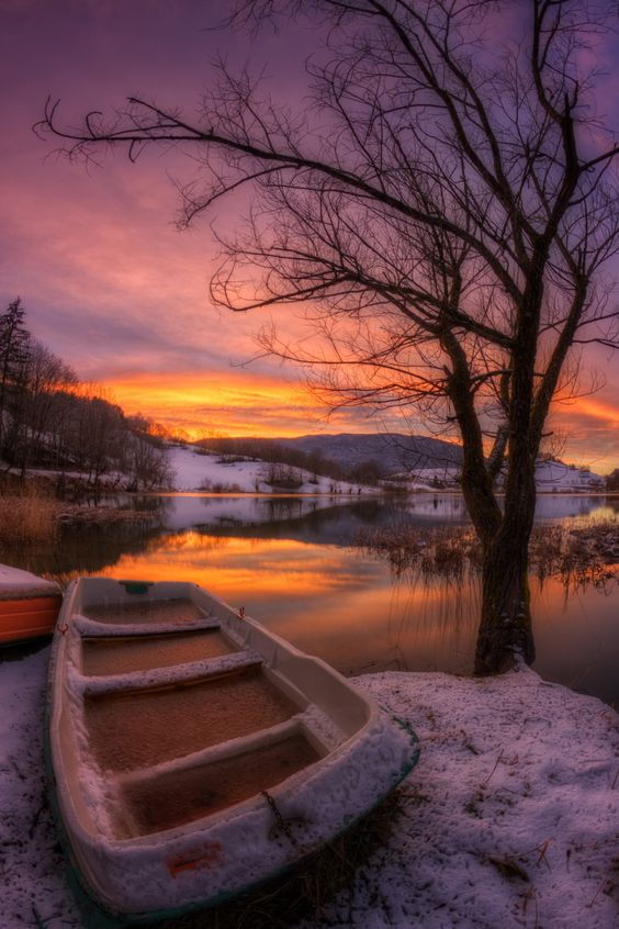 Hivernage on 500px by Girolamo Cracchiolo, Chambéry, France ☀ Canon EOS 50D-f/8-1/13s-8mm-iso100, 3020✱4530px-rating:99.2 ◉ Photo location: Google Maps