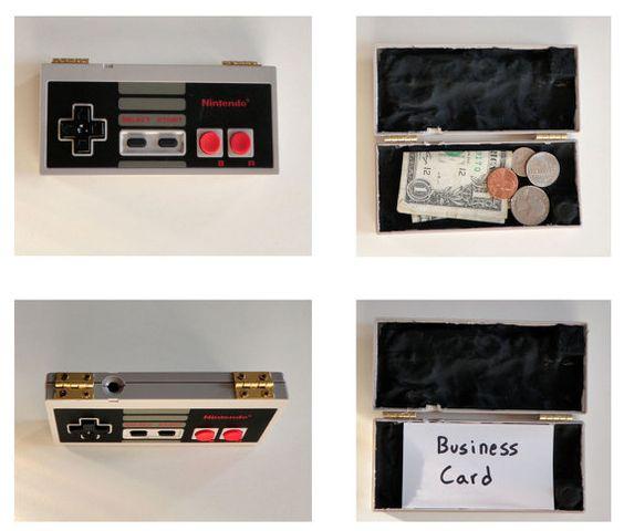Nintendo NES Shoulder Bag & controller wallet