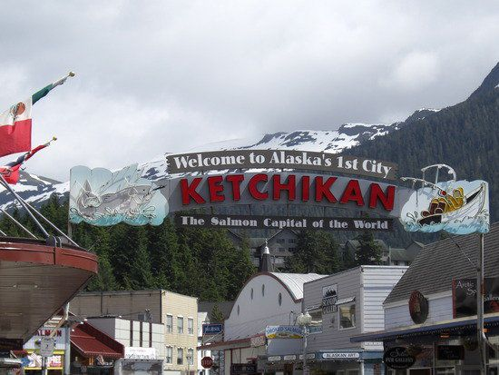 images of ketchikan alaska | Ketchikan (Alaska)