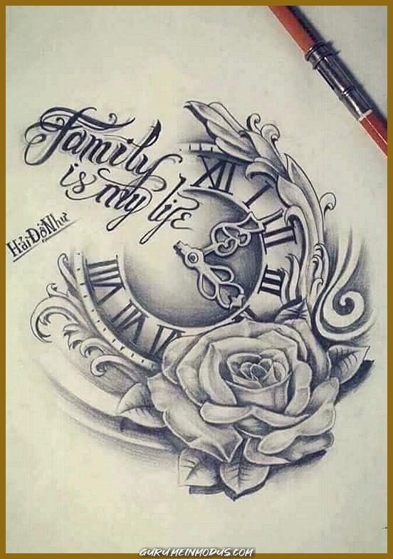 Family Tattoo Tattoo Familie Tattoos Familie Tattoo Mutter 11
