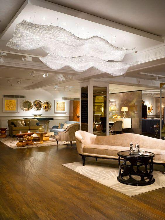 Exclusive partnership with harrods luxury and exclusive pieces boca do lobo invokes decor trends