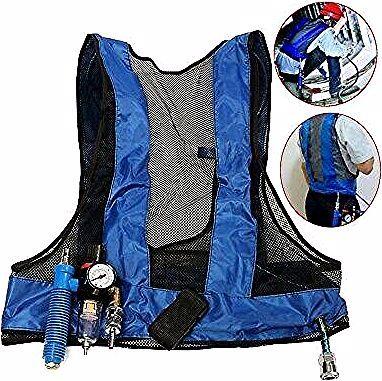 Tulbi Cooling Vest Compressed Air Vest