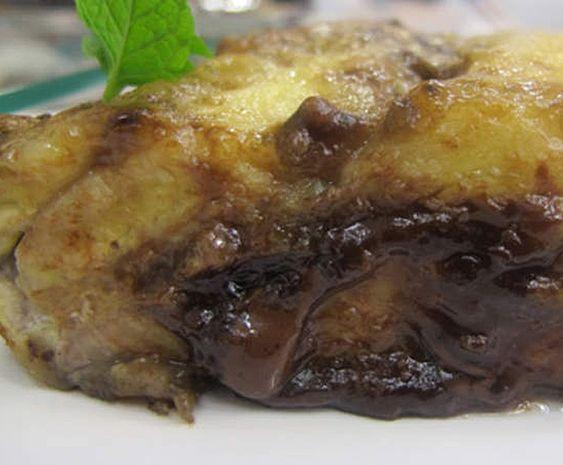 Torta Fácil de Banana (Foto: Gshow)