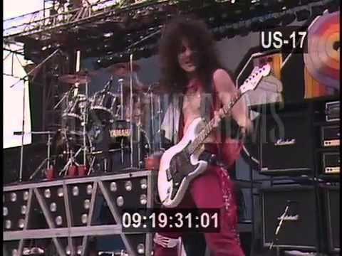 OZZY OSBOURNE - PARANOID - US FESTIVAL 1983