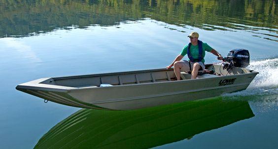 Frontier 1546 Jon Boat
