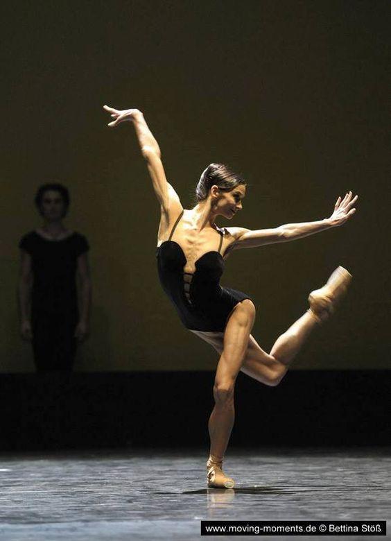 Polina Semionova- look at those legs! The muscle! Wow!
