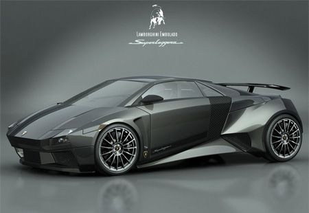 Lamborghini... It will be mine! Oh yes, it will be mine!