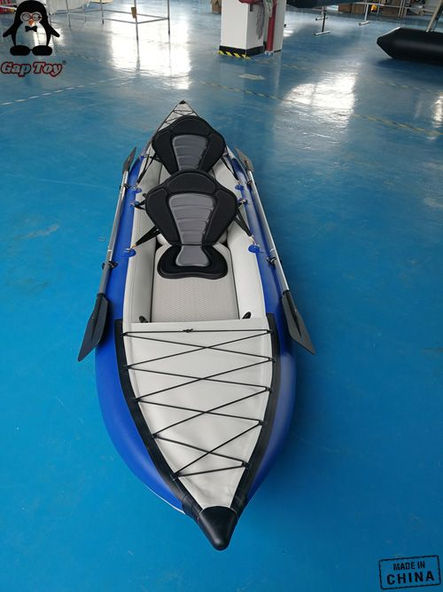Foldable 2 Person Fishing Kayak With Images