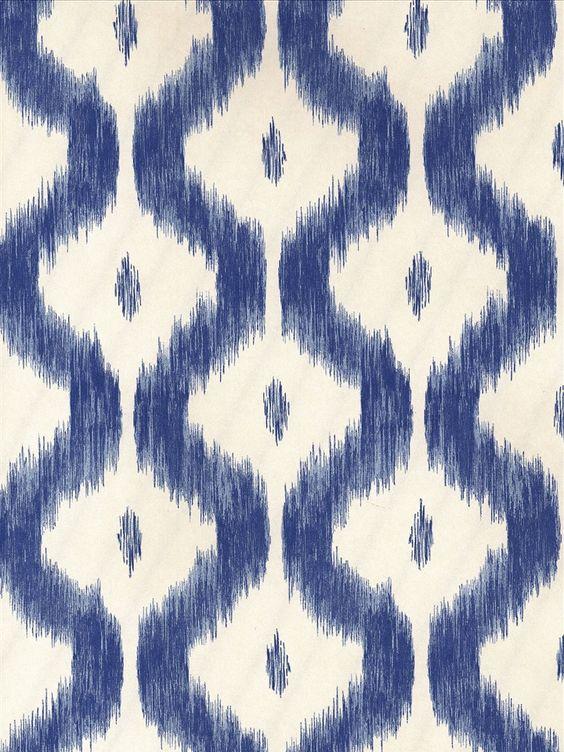 Benoit Ikat China Blue Wallpaper Charles Faudree HD Wallpapers Download Free Images Wallpaper [1000image.com]