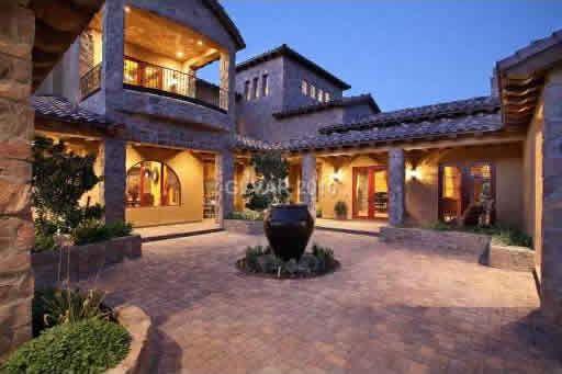 million dollar houses | Las Vegas Million Dollar Homes | Luxury Real Estate | Mansions For ...
