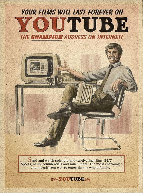 Youtube, en los años 50