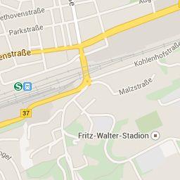 Bus from Kaiserslautern