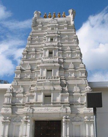 Hindu Temple, Pittsburgh - Tirumala Venkateswara Temple