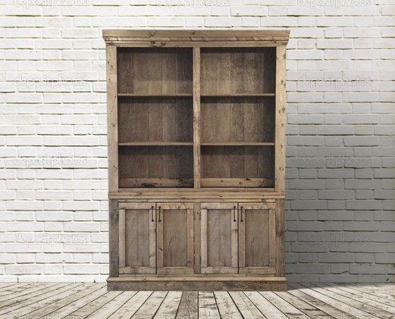 RH Inspired Shanty Sideboard & Hutch  Finish Used:  1 coat of Minwax Weathered Oak, then 1 coat of Minwax Special Walnut.