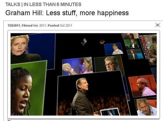 List of TED speakers