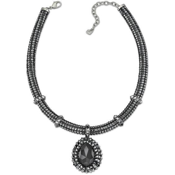 #Swarovski Vesuve Necklace