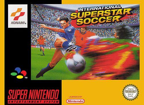 Play International Superstar Soccer Online Free Snes Super Nintendo Super Nintendo Superstar Soccer