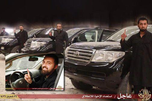Jacek S. aus Göttingen hatte sich dem IS im Irak angeschlossen.
