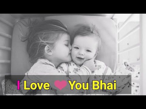 Brother And Sister Best Cute Love Whatsapp Status Video