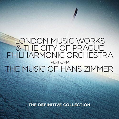 City Of Prague Philharmonic Orchestra - The Music of Hans Zimmer: The Definitive Collection, Blue