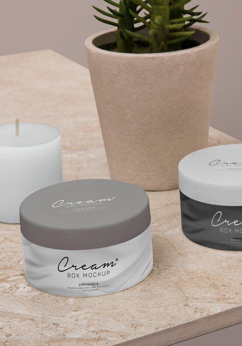 Download Free Amazing Cosmetic Jar Mockup Zippypixels Cosmetic Jars Amazing Cosmetics Cosmetics Mockup