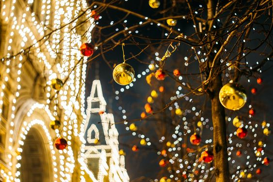 10 Holiday Zoom Backgrounds To Celebrate The Most Wonderful Time Of Year Holiday Background Holiday Lights Display Magical Christmas