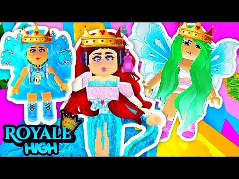Character Ideas Roblox Royale High School Roblox Royale High School Roblox Fairies Mermaids Enchantix High School Youtube Roblox Mermaid Games Roblox