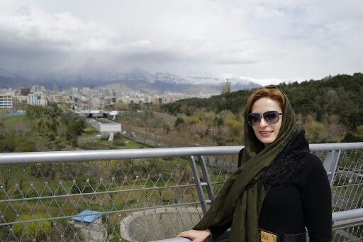 Rocky Mountains of Tehran