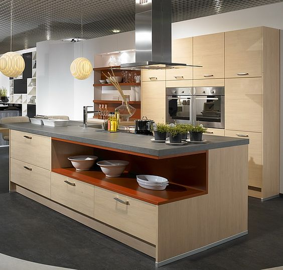 wellmann Küchen - modern und chic - ALNO Küchen Kiel | Kitchen ...