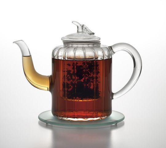 Adele 27-Ounce Teapot, $49.99 at BonJour