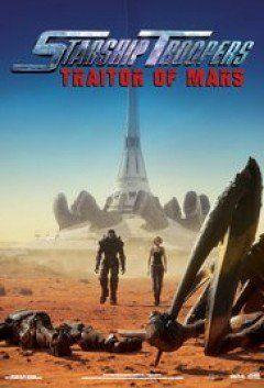 Phim Nhện Khổng Lồ: Kẻ Phản Bội Sao Hỏa