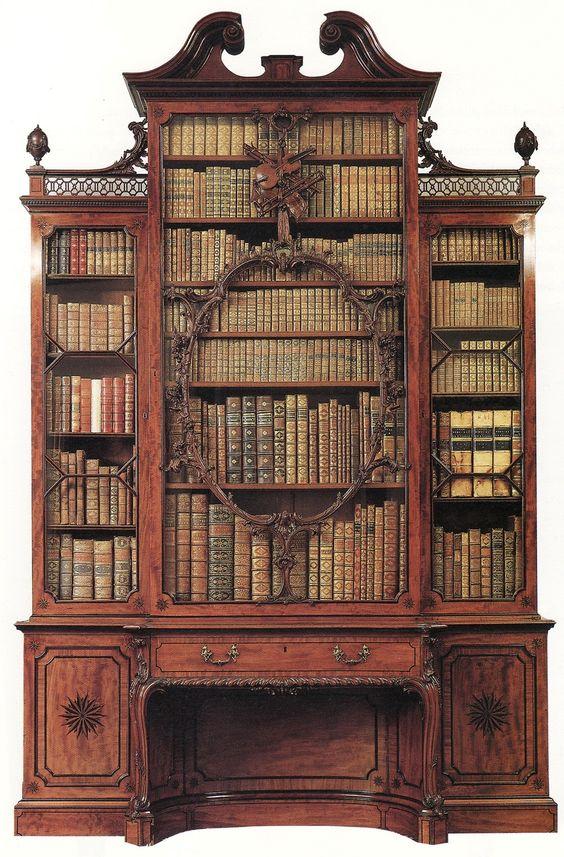 Old Fashioned Case File Art