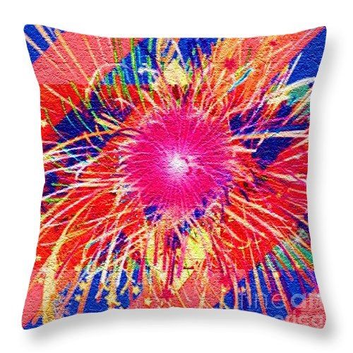 Glorious Pillows By Caroline Gilmore
