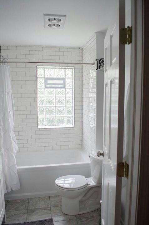 Ideas Of Glass Block Windows Savillefurniture In 2020 Simple Bathroom Remodel Window In Shower Bathrooms Remodel