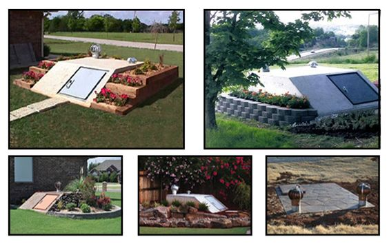 Landscaping The Tornado Shelter | Tornado Cellar | Pinterest | Shelter,  Landscaping And Storms