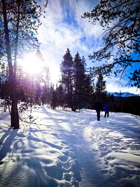 """When some friends asked us to join them in Breckenridge, Colorado, last winter, I smiled politely and thought to myself, """"Head to the snow on purpose in an RV? Some people are crazy."""""""