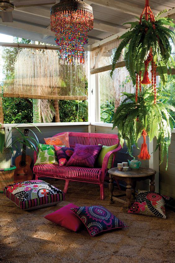 Easy Boho Home Decor