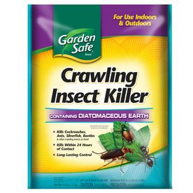 Garden safe crawling insect killer with diatomaceous earth - How to use diatomaceous earth in the garden ...
