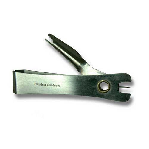 Adamsbuilt 2In Nipper w/ Knot Tyer Stainless Steel