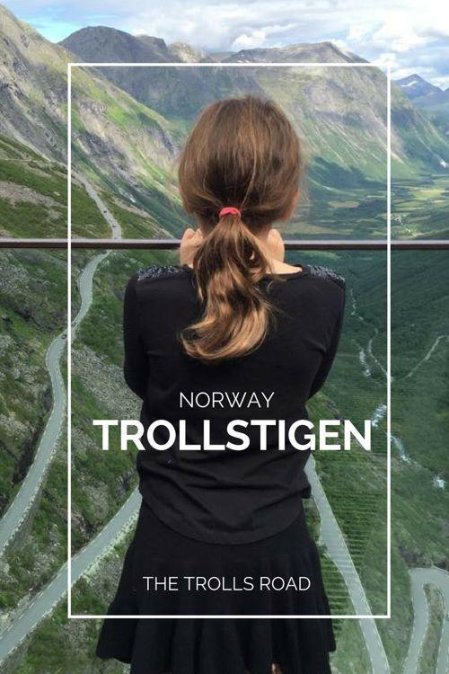 Trollstigen, Norway - Driving The Trolls Road