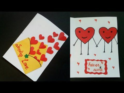 Pin Em Diy Valentine S Day Card Pop Up Cards 3d Cards Birthday