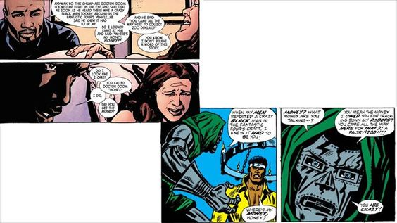 Jessica Jones # 2  Referencia de Flashback de los 70s - http://ift.tt/1HQJd81