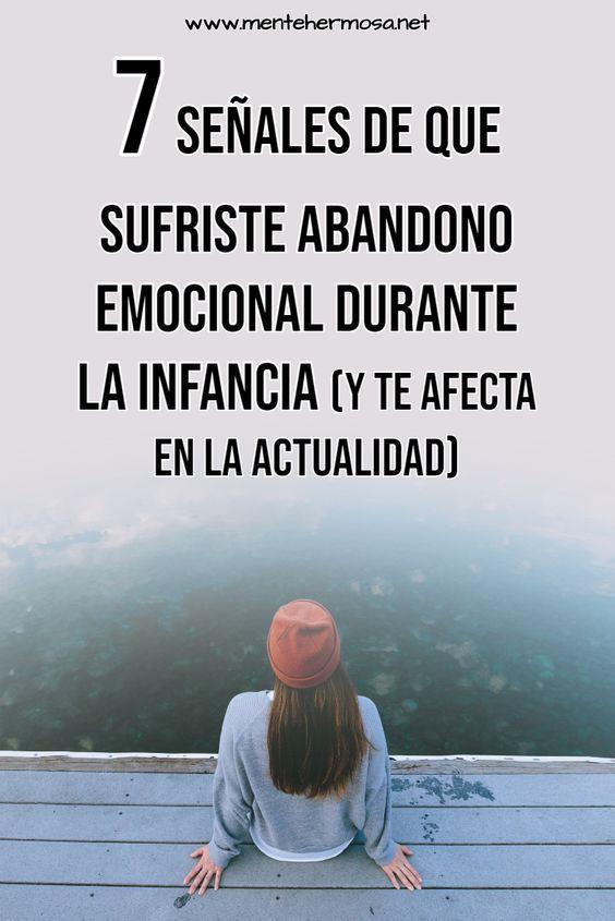 Pin De Maura Pineda En Como Sanar Abandono Emocional Emocional Psicologa Emocional