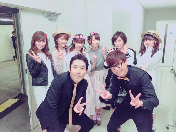 乃木坂46とオリエンタルラジオ