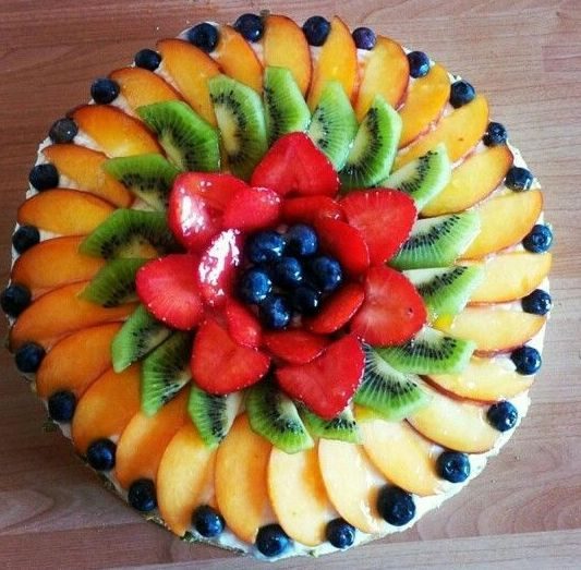 Pin by Janis Lukehart on desserts  Food garnishes, Fruit dishes